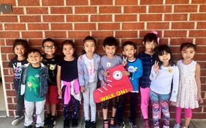 International Walk to School Day! - article thumnail image